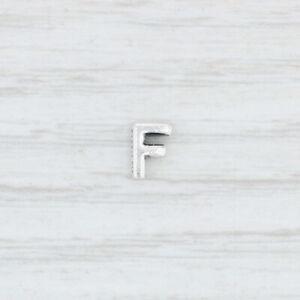 lettre f pandora