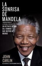 La sonrisa de Mandela (Spanish Edition), Carlin, John, 0804173001, Book, Good