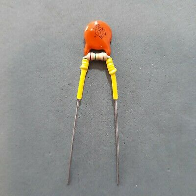 150K-ohm res PURPLE Insulation TREBLE BLEED CIRCUIT GOLDEN AGE Spec .001uF Cap
