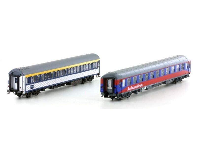 L.S. Models LS46009 Set Bvcmz248 D-BTEX WLAB-30 Inox ÖBB, Ep.VI, Spur N