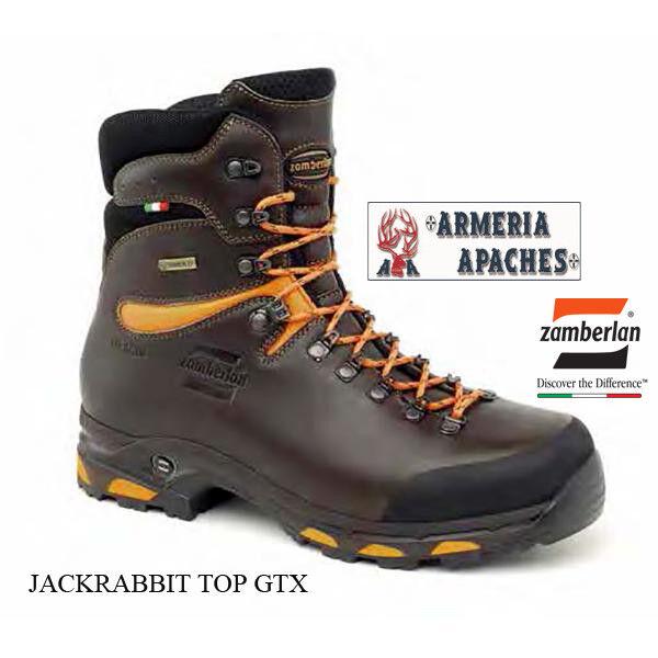 Scarpa scarponcino scarpone trekking caccia escursioni ZAMBERLAN JACKRABBIT  TOP