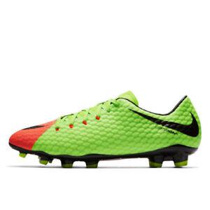 207ff34b7 Details about new nib Nike Hypervenom Phelon III FG Men s Soccer Cleats  852556-308 choose size