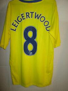 Reading-Leigertwood-Match-Worn-Away-2012-2013-Football-Shirt-with-COA-15435