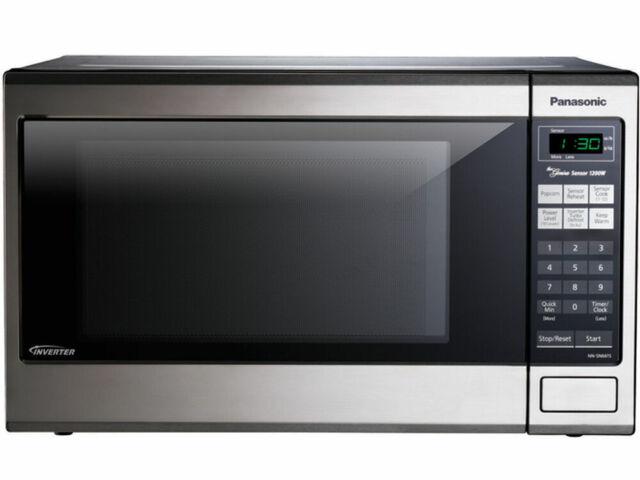 Microwave Oven Iob 1 2 Cu Ft 1300 Watt
