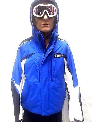 completo uomo sci colmar neve giacca + pantalone mod. 1177s new winner azzurro | eBay