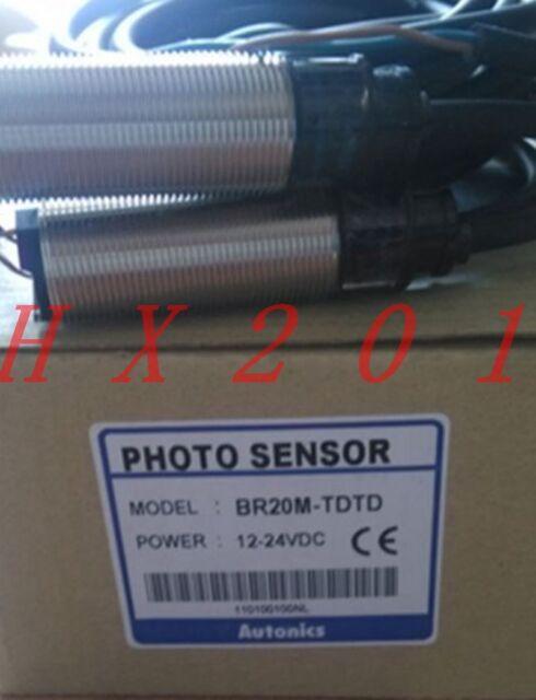 ONE NEW AUTONICS photoelectric switch BR20M-TDTD
