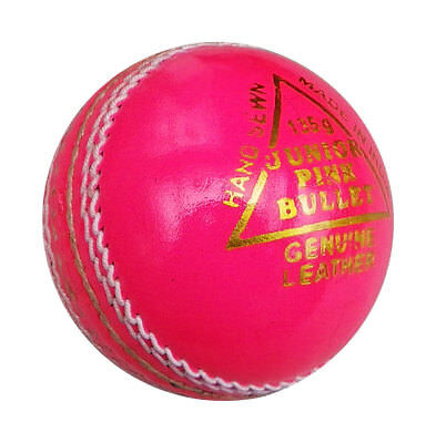 MENS 5.5 oz 156g. Opttiuuq FrontFoot County Leather Match Cricket ball
