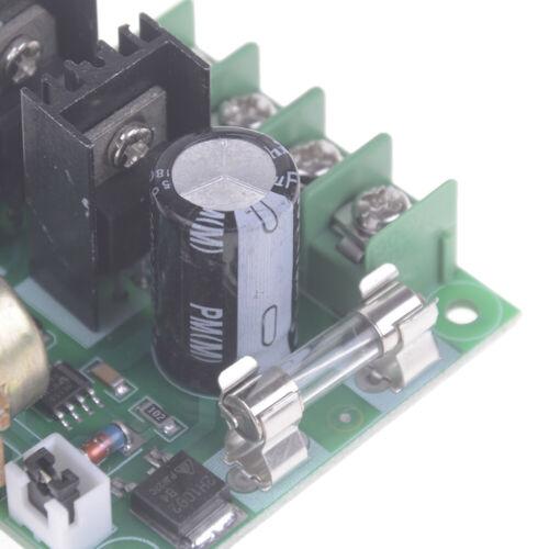 DC 12-40V 10A PWM Motor Speed Control Switch Controller Volt Regulator DiN SA