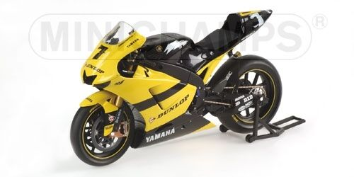 Yamaha YZR-M1 C. Checa MotoGP 2006 1 12 Model MINICHAMPS