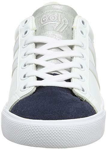 Orchid Gola Classics Scarpe Bianco Donna Cla197 Navy Shoes Glimmer wf4frIqF