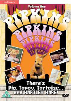 1 of 1 - PIPKINS - VOLUME 1 - DVD - REGION 2 UK