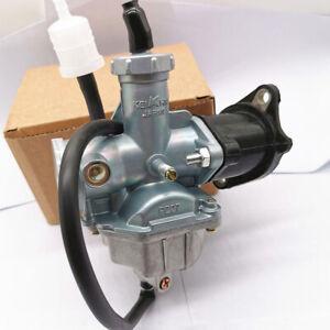 Carburetor+Connector Intake Manifold For Honda ATC185S FourTrax 200 Big Red 200