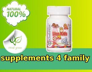 a93667eb Details about Calivita Lion Kids + D - Multivitamin for kids