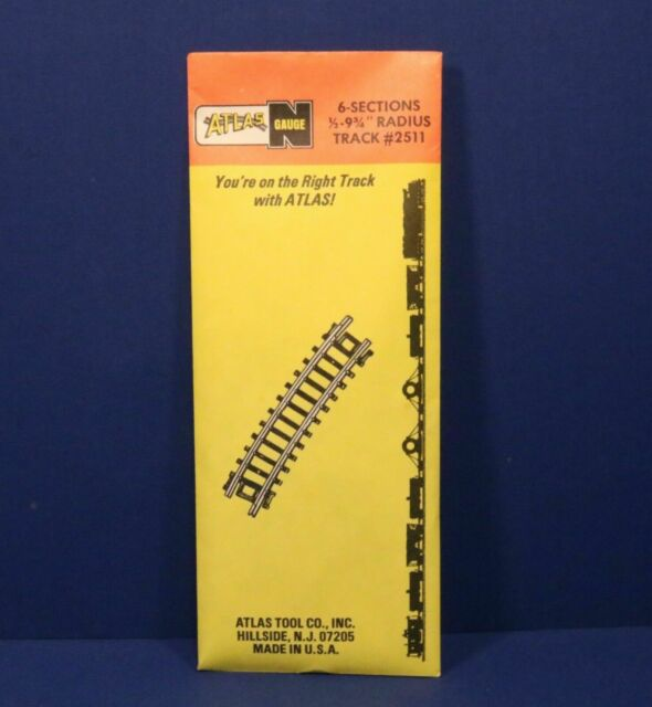 """2 Pieces Code 80 5/"""" Straight Track Brand New 2 2513"""
