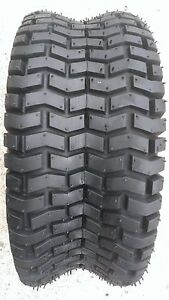 2 - 18X7.50-8 4P Carlisle Turf Saver Tires 5111021