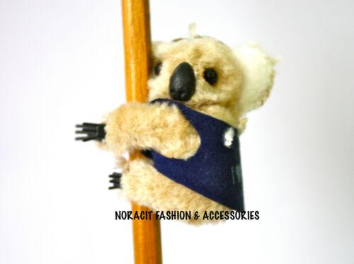 Australia Koala Bear in Dark Blue Vest MMR109 Memorabilia