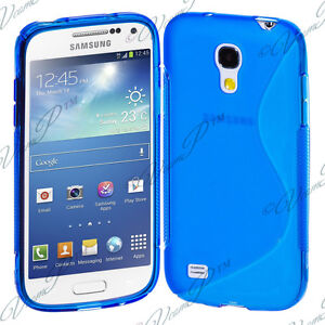 ACCESSOIRES-HOUSSE-ETUI-COQUE-SILICONE-S-BLEU-Samsung-Galaxy-S4-mini-i9190-i9195