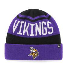 42b26b3c7cf85 item 4 Minnesota Vikings 47 Brand Knit Hat Beanie Rift Cuff -Minnesota  Vikings 47 Brand Knit Hat Beanie Rift Cuff