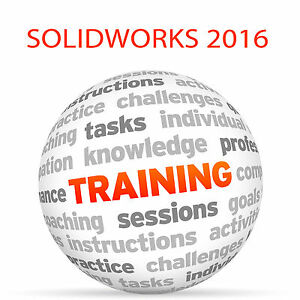 Details about SOLIDWORKS 2016 - Video Training Tutorial DVD