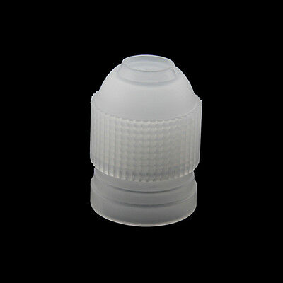 Small/Large Coupler Adaptor Piping Icing Nozzle Bag Cake Flower Pastry DecorESCA