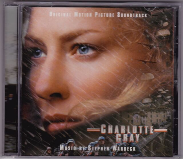 Charlotte Gray - Soundtrack - CD (SK89829 Sony 2001)
