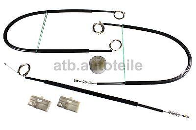 Fensterheber Reparatursatz für Mercedes Vito / Viano vorne links