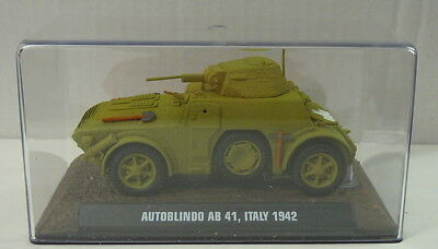 Metall 1//43 Atlas Fertigmodell Sd.Kfz.4//1 Panzerwerfer 42 Neu