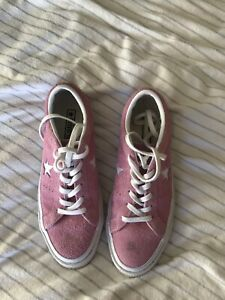 Converse One Star Ox Pink Suede