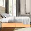 Premium-Luxury-Dust-Ruffle-Brushed-Microfiber-Pleated-Tailored-Bed-Skirt-14-Drop thumbnail 76