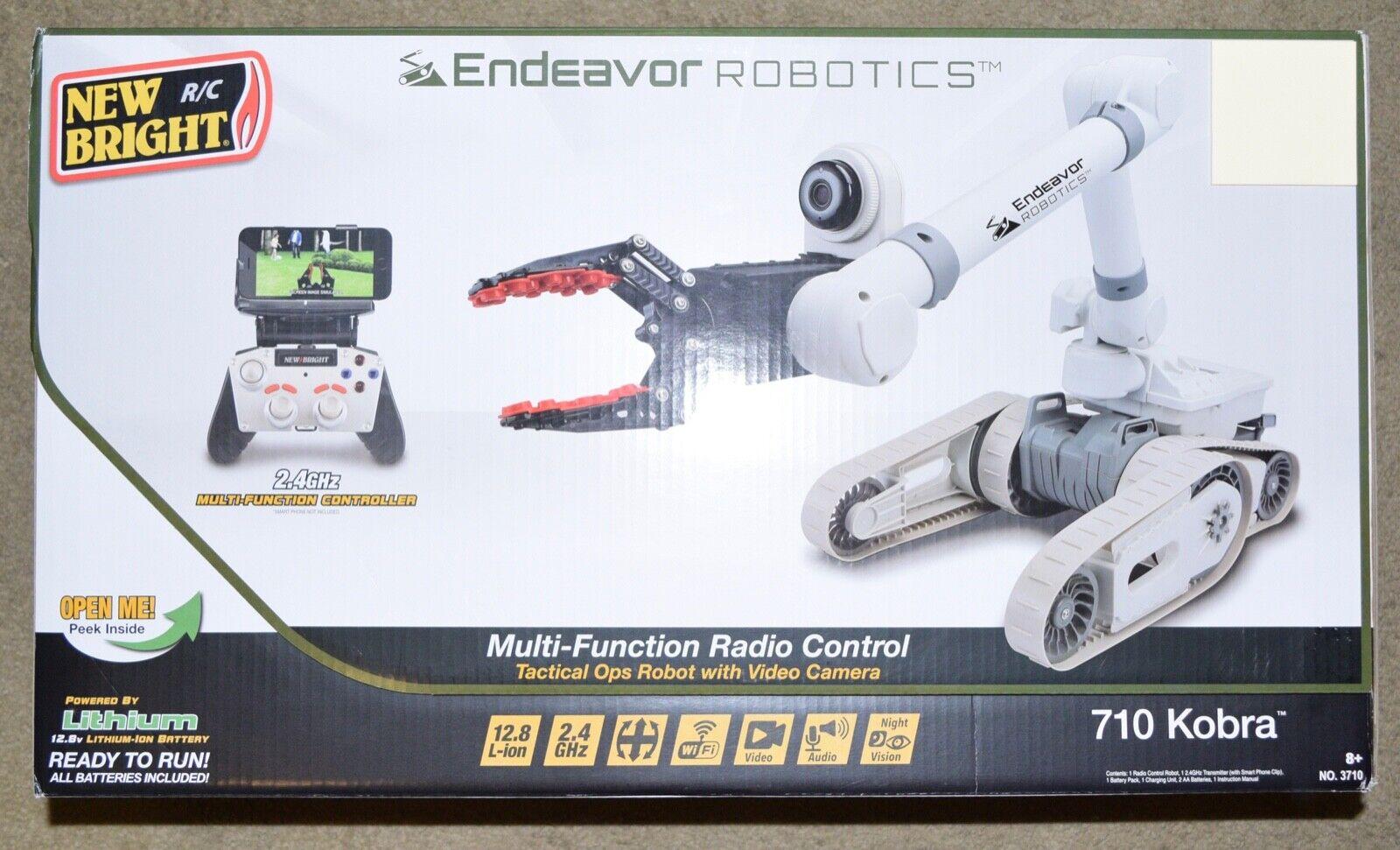 Endeavor Robotics 710 Kobra Radio Control 12.8V de múltiples funciones