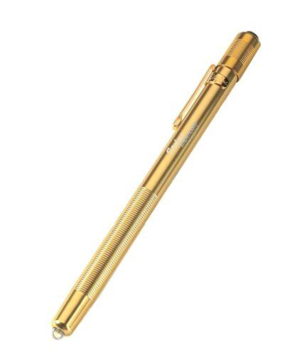 Streamlight 65024 Stylus LED Penlight w// Gold Tube /& White Light