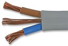 TWIN e terra cavo 6242y 6mm - 2mt Pezzo-adatto per docce e cucine economiche