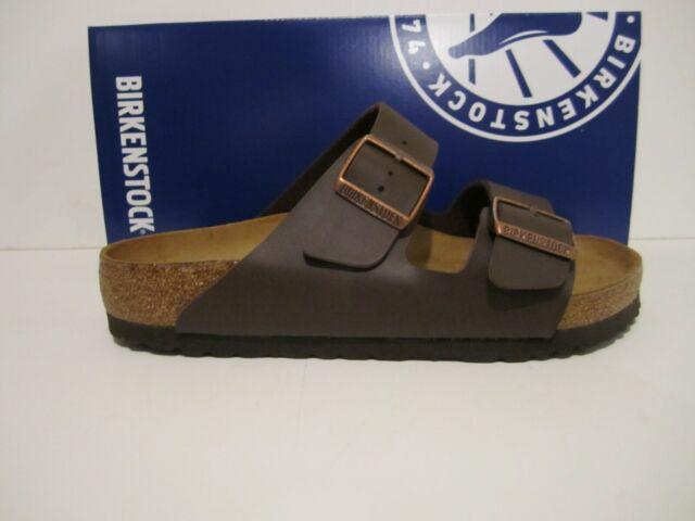 08a337547fbd Birkenstock Arizona Birko-flor Brown Sandals EU 39 Regular Fit US L 8 M 6