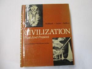 Good-Civilization-Past-amp-Present-Wallbank-T-Walter-Wallbank-Thomas-Walter