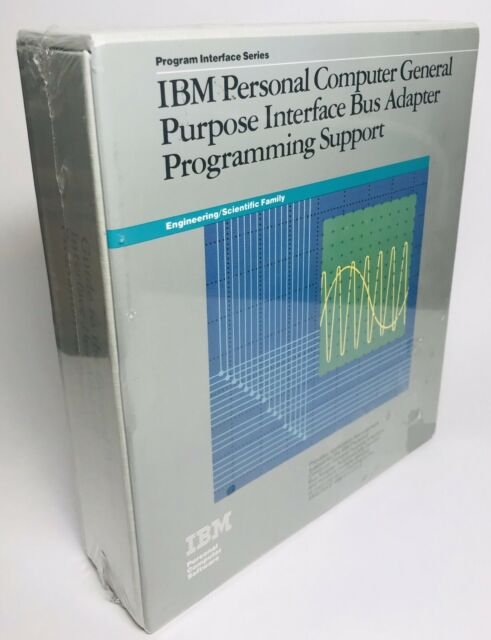 Vintage IBM Software And Written Documents