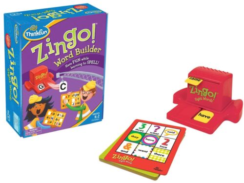 Logic Game Smart Brain Challenges Toy for Pre-Readers and Early Readers Age 4+