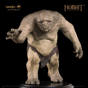 WETA the Hobbit Lord of the Rings William the Troll Miniature Statue SEALED NEW