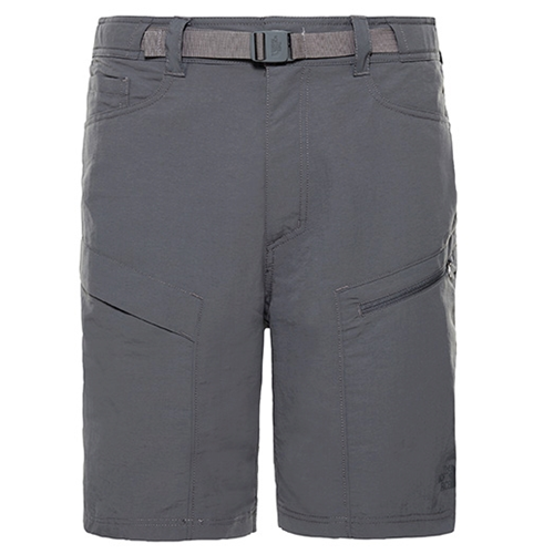 PANTALONCINO BERMUDA DA UOMO THE NORTH FACE PARAMOUNT TRAIL SHORT asphalt grigio