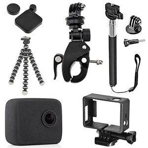 Kit de Accesorios Básico Esencial Para Camara Go Pro GoPro Hero 4 3+ 3 Palo