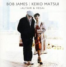 Bob James, Bob James & Keiko Matsui - Altair & Vega [New CD] With DVD