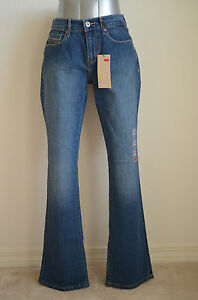 7ec239ac Levi's 515 Boot Cut Jeans Clouds Rest NWT Style 155160124 | eBay