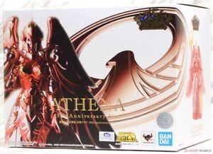 Saint Seiya Myth Cloth Déesse Athéna 15ème anniversaire des chevaliers du zodiaque