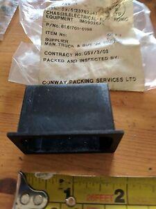 MAN-Interrupteur-Garniture-P-N-81-61701-0198