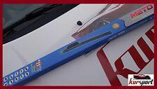 2 escobillas limpiaparabrisas flexibles Audi Q7 desde 2006 hasta 2014