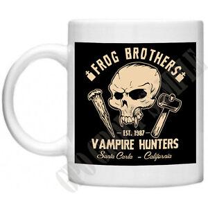 The Lost Boys Distressed Movie Poster Mug Horror Movie Vampires Blood Suckers