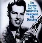 Designed for Dancing by Tex Beneke/Tex Beneke & His Orchestra (CD, 2012, Montpellier)