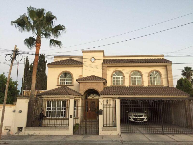 Casa en venta en Saltillo en la Colonia San Patricio