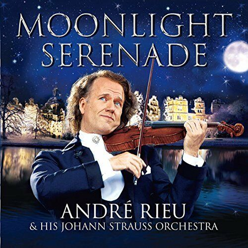 1 of 1 - Andre Rieu - Moonlight Serenade - Andre Rieu CD M0VG The Cheap Fast Free Post
