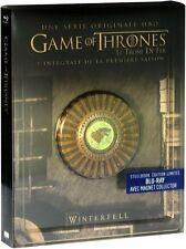 Game of Thrones  Saison 1 COLLECTOR STEELBOOK + MAGNET  BLU RAY NEUF SOUS CELLO