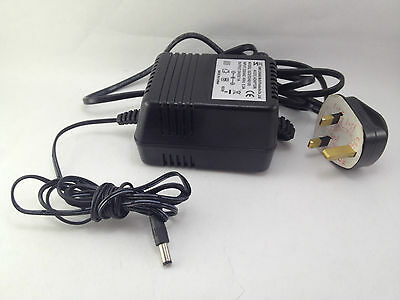 AD/DC Adaptor MODEL: GC57D240100 Input 230VAC 50Hz 0.3A Output 24VDC 1A